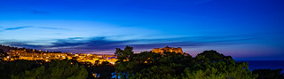 Une nuit à Calvi / one night in Calvi
