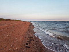 Day 4 - Cedar Dunes Provincial Park (Bobcatnorth) Tags: princeedwardisland canada summer 2018 pei cycling bicycle touring bicycletouring camping sightseeing
