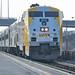 VIA Rail Train, Kingston, Ontario, Canada