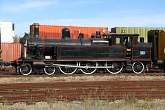 Dolly F255 (Aussie foamer) Tags: f255 fclasssteam steamlocomotive sar southaustralianrailways preserved nrm nationalrailwaymuseum portadelaide southaustralia train railway locomotive perryengineering