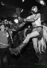 Haram, Black Water Bar, Portland, OR, 8-3-2018 (convertido) Tags: not shit hate order sunk dfy mass arrest snob judy the jerks haram sheer mag rigorous insitution punk hc hardcore sxe crust synth portland oregon london england california southern northern mississippi ohc fest live show color black white photography water bar