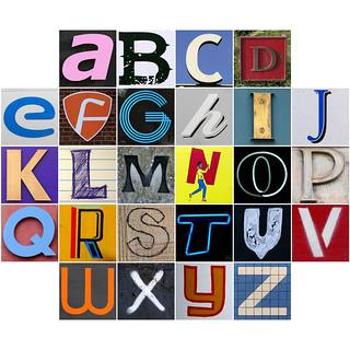 Alphabet 85
