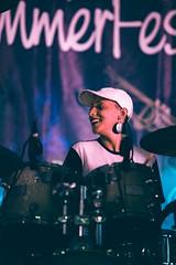 Jaz Butler,Trumpet Mafia - Satchmo Summerfest 2018