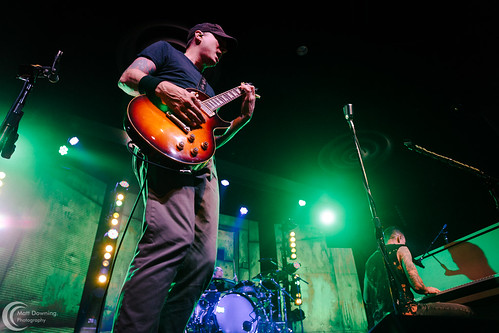 Theory of a Deadman - 08.02.18 - Hard Rock Hotel & Casino Sioux City