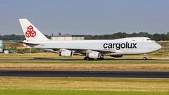 Cargolux Boeing B747-4F LX-ICL (SjPhotoworld) Tags: nederland netherlands holland maastrichtaachenairport mst maastricht ehbk beek airport airliner aviation aircraft airplane airline avgeek airliners airlines arrival delta lxicl cargolux clx heavy cargo cargoplane cargoramp cargoline fr24 flickr flickrelite freighter freight canon transport travel boeing b747 b747f b747400f jumbo taxiway explore challenge cathay luxembourg
