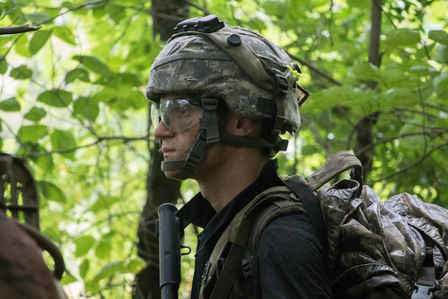 10th Regiment, Advanced Camp   Field Training Exercise