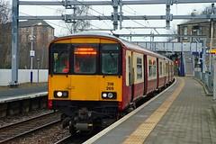 SPRINGBURN 130215 318269 (SIMON A W BEESTON) Tags: springburn scotrail 318269 2v60