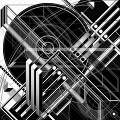 J Series 279_Abstract Composition (Marks Meadow) Tags: abstract abstractart geometric geometricart design abstractdesign neogeo color pattern illustrator vector vectorart hardedge vectordesign interior architecture architectural blackwhite surreal space perspective colour asymmetry structure postmodern element cubism technology technical diagram composition aesthetic constructivism destijl neoplasticism decorative decoration layout contemporary
