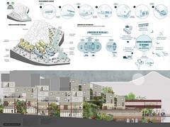 Mejoramiento integral Barrial Campo Alegre (marianatoro03) Tags: urbanplan urbanismo slum favela proyecto arquitectura panel