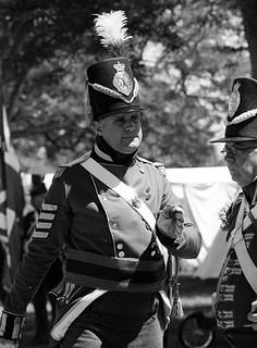 Sargent Major!