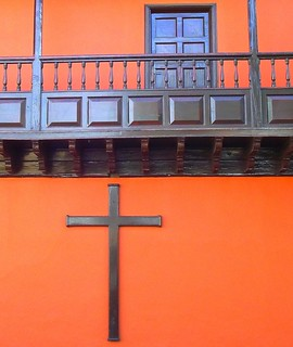 PUERTO DE LA CRUZ TENERIFE CROSS BALCONY