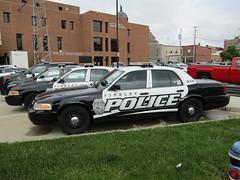 Findlay Police Department (Evan Manley) Tags: findlay ohio policedepartment fordcrownvictoria hancock