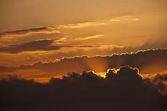 Sunset (pinomangione) Tags: tropea paesaggi sunset clouds calabria red cielo tramonto paesaggio nuvola