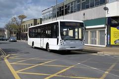 10247 20180502 Harris Travel, Accrington MX08 TCU (CWG43) Tags: bus uk walsh dealtop dartline harristravel man 12240 plaxton mx08tcu