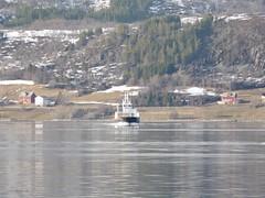 """Godfjord"" (OlafHorsevik) Tags: ferge ferga ferje ferja ferry reserveferge godfjord stornes bjørnerå toppsundet thn torghatten nord"