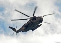 Chel Ha'avir Sikorsky CH-53E Sea Stallion/Yasur '356' overflying Israeli coastline (Mosh70) Tags: israel israelairforce chelhaavir sikorsky sikorskych53eseastallion yasur boeingah64dapache ah64saraf