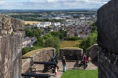 Stirling Castle battlements (Graham Dash) Tags: scotland stirling stirlingcastle castles landscapes