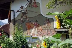 Baviera (Jambo Jambo) Tags: affreschi frescoes garmish garmischpartenkirchen baviera germania germany sonydscrx100 jambojambo