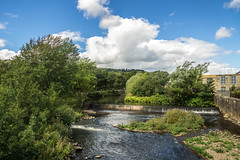 River Irwell (Gary S Bond) Tags: great britain united kingdom 2018 a65 alpha august england irwell lancashire north ramsbottom river shabbagaz sony uk west greatbritain unitedkingdom