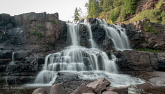 Gooseberry Falls State Park (Lzzy Anderson) Tags: gooseberryfallsstatepark gooseberryfalls statepark park waterfall northshore upnorth minnesota august 2018 vacation rock forest woods tree pinetree water river stream falls wet