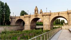 Madrid - Puente de Toledo (pano360º) (Juan Ig. Llana) Tags: madrid ciudad parque río puente toledo arco hornacina templete churrigueresco sanisidrolabrador santamaríadelacabeza ríomanzanares arquitectura panorámica esférica 360 gigapan epicpro