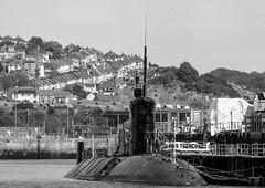 HMS Trenchant 19th May 2018 #2 (JDurston2009) Tags: hmstrenchant s91 ssn trafalgarclass attacksubmarine devon plymouth royalnavy submarine warship