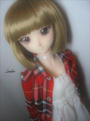 Spunky (Lurkz D) Tags: spunky dollfiedream doll custom lurker volks vinyl