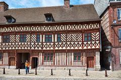 Maison Henri IV (Saint-Valery-en-Caux) (.rog3r1) Tags: maisonhenriiv saintvaleryencaux france normandy