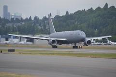 N842BA (LAXSPOTTER97) Tags: n842ba boeing kc46a pegasus cn 41852 ln 1091 usaf united states air force aviation airport airplane kbfi