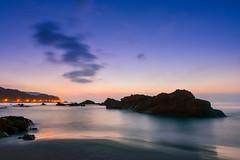 朝喚(DSC_7056) (nans0410(busy)) Tags: taiwan yilan toucheng waiao beach eastcoast northeastcoast sunrise dawn scenery outdoors rock 台灣 宜蘭 頭城鎮 外澳 東北角海岸 晨曦