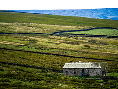 Abandoned. (David JP64) Tags: abandoned colne laneshawbridge building barn lancashire