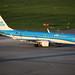 KLM Cityhopper Embraer 190STD (ERJ-190-100STD) PH-EZB