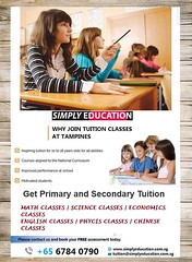 Importance of Tuition Classes (simplyeducation1) Tags: tuition singapore tampines classes