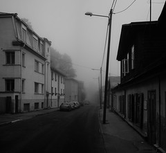 IMG_0315-copy (jorma.) Tags: estonia eesti suvi cinematic atmospheric dreamy tartu udu udune fog foggy misty mustvalge blackandwhite monochrome monochromatic