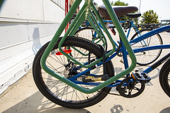 RRC_Sustainability_July 2018-040 (RedRiverCollege) Tags: rrc redrivercollege notredamecampus ndc sustainability electriccar compost bike