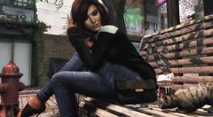 Look # 520 (Alexa Sabetha | Yes Please!) Tags: truth genesislab nana blueberry purepoison cestlavie sl secondlife avatar virtual