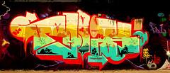 graffiti in Utrecht (wojofoto) Tags: utrecht nederland netherland holland grindbak hof halloffame graffiti streetart legalwall wojofoto wolfgangjosten
