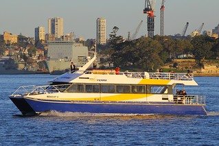 Seacat 2, Sydney, September 11th 2014