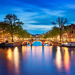 _DSC0353 - Amsterdam blue hour magic thumbnail