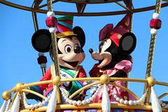 Festival of Fantasy Parade (Rick & Bart) Tags: florida2017 parade waltdisneyworldresort orlando florida disney rickvink rickbart canon eos70d mainstreet festivaloffantasy mickey mickeymouse minnie