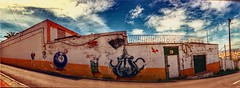 IMG_20180814_0001 (anyera2015) Tags: ceuta panorámica panorama noblex 135s 135 fuji fujifilm 160nps caducado expired hdr noblex135s fujifilm160nps sanantonio ermita ermitadesanantonio cafetín