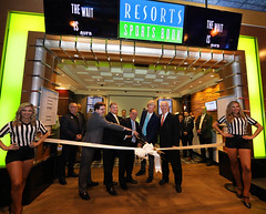 Grand Opening of Resorts Sports Book