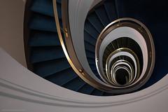 Staircase No. 20 (Sascha Gebhardt Photography) Tags: nikon nikkor d850 1424mm lightroom germany deutschland travel tour treppenhaus treppe reise roadtrip reisen staircase stairs steps photoshop fototour fx cc