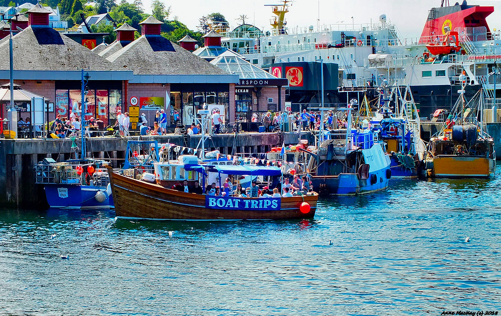 The World's Best Photos of oban and trawler - Flickr Hive Mind