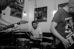 Modern Love (morten f) Tags: modern love punk band oslo norge norway no 53 drums drummer trommer 2018