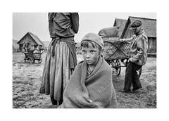 Portrait of a boy (Paphylo) Tags: leicaq people shooting monochome boy thepaintedbird filming mood boletice rain picture blackandwhite jerzykosinski atmosphere village movie document