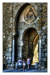 Toledo (mgarciac1965) Tags: toledo españa spain espagne turismo old city people