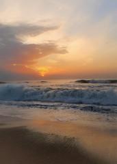 Bay of Bengal. 2016. (ossington) Tags: madras shoreline india tamilnadu