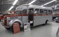 1941 Ford V8 Bus - Symes Bus Service - see below (Paulie's Time Off Photography) Tags: built1942 busfordv8 nationaltransportmuseuminverellnsw symesbusservice vintagebus restored restoredbus olympus olympusomdem10 paulleader bus coach vehicle transport transportation travel tours publictransport nationaltransportmuseum inverellnsw nsw newsouthwales australia tingha howellmine