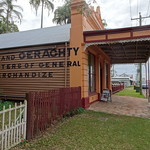 Maryborough Queensland. Brennan and Geraghty's general store. Opened in 1871 and closed in 1972. A place frozen in time with goods and stock from the 19th century. Now a National Trust museum. thumbnail
